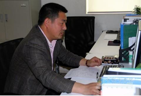 德邦物流股份有限公司北京车队安全维修组刘宝祥经理