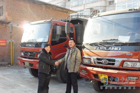 质量过硬:瑞沃卡车50万公里无大修的保证