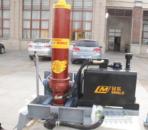 民乐液压油缸