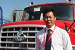 2009济南卡车展东风柳汽专访