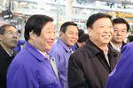 姜大明省长为10万台蓝擎动力项目剪彩,潍柴动力牛年完美收官