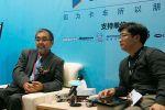 [2012广州车展]广汽日野总经理前田启二讲述销量逆势增长的原因